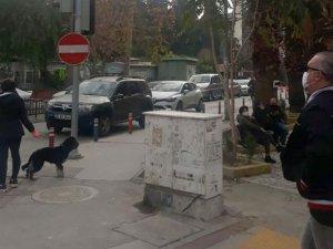 İzmir'de hissedilen deprem! 4,1 büyüklüğünde!
