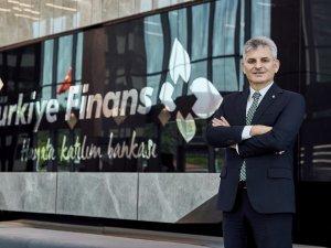 Türkiye Finans'a yüzde 55 büyüme getirdi
