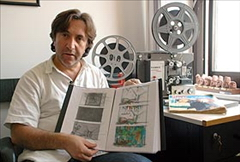 Ressam Mualla'nın filmine başlanıyor