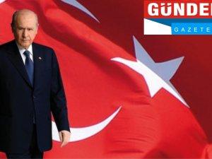 MHP Lideri Bahçeli'den astronot kelimesi yerine öneri: Cacabey!