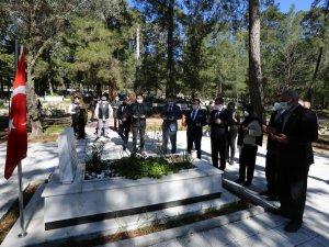 Şehit Piyade Yüzbaşı Özgür Özekin Kabri Başında Dualarla Anıldı