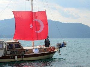 Atatürk'ün Marmaris'e gelişinin 86'nci yıl dönümü törenle kutlanacak