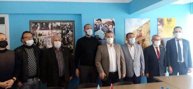 Davut Cumhur Akmeşe İYİ Parti Muğla İl Başkanlığına Atandı