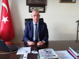 """Kaymakam Aksoy """"14 Mart Tıp Bayramı"""" Mesajı yayımladı"""