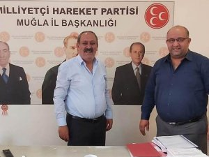 MHP Muğla İl Başkanı Korkmaz'dan MYK Teşekkürü
