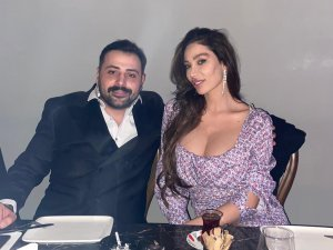 Ada Demir, Ünlü Model Soraja Vucelic'i İstanbul'a Getirtti