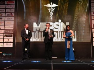 YDA Havalimanına Sağlıkta Yılın Turizm Markası Ödülü