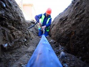 2020'de Muğla'da 108 Bin Metre İçme Suyu Hattı Yapıldı