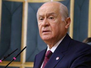 MHP Lideri Bahçeli'den 23 Nisan mesajı