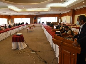 Muğla'da Orman Yangınları ile Mücadele Toplantısı Yapıldı
