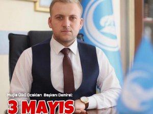 Demirel: 3 Mayıs, Türklüğün Şahlanış Günüdür