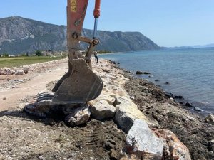 Milas Belediyesi Tam Kapanmada Yoğun Çalışıyor