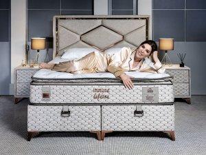 Ünlü Oyuncu, Sağlıklı UykununSırrını Tutku Yatak'ta Buldu!