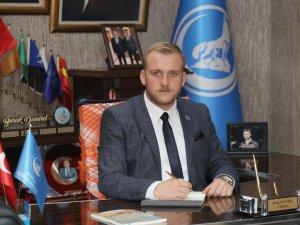 Ülkü Ocakları İl Başkanı Burak Demirel Ramazan Bayramı mesajı yayımladı