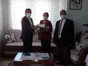 Vali Orhan Tavlı'dan Şehit Ailesine Bayram Ziyareti