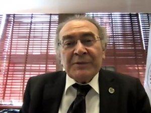 """Prof. Dr. Nevzat Tarhan: """"Ümitsizliğe düşmeyenin önüne kapılar açılıyor"""""""