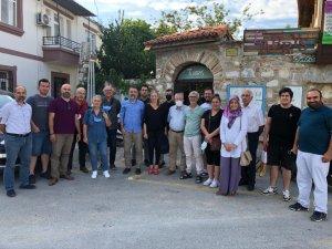 """MGC Başkanı Süleyman Akbulut; """"Bu samimi aile tablosu ve birliktelikten çok mutluyum"""""""