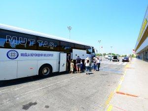 Muğla Büyükşehir, Havaalanlarına 3 Milyon 628 Bin Yolcu Taşıdı