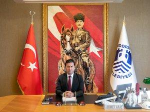"""Bodrum Belediye Başkanı Aras: """"Denetimlerimiz Kesintisiz Sürecek"""""""