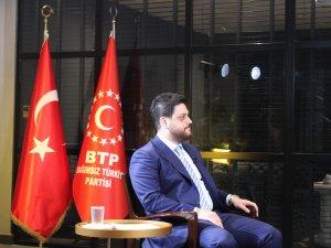 BTP'DEN YOLSUZLUK TEPKİSİ