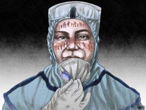 Pandemi Konulu Uluslararası Karikatür Yarışması Sonuçlandı