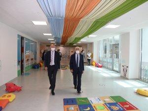 Fransa Büyükelçisi Magro, Başkan Gürün'ü Ziyaret Etti