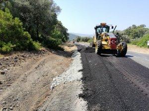 Kırsal Mahallelerde Yollar Yenileniyor