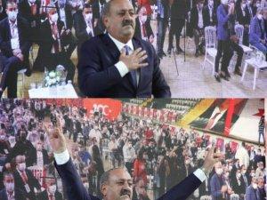 MHP Muğla il başkanı Mehmet Korkmaz Kurban Bayramı nedeniyle kutlama mesajı yayınladı