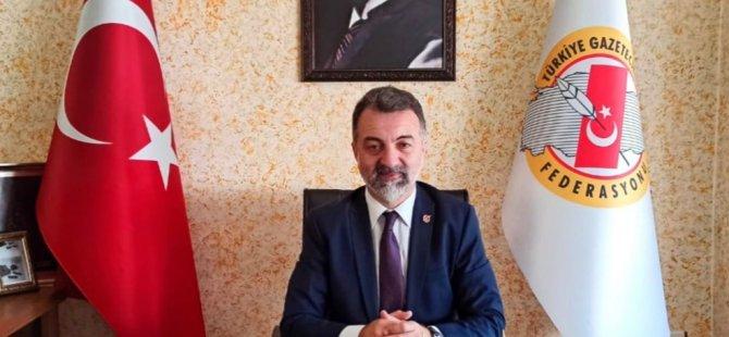 """Muğla Gazeteciler Cemiyeti Başkanı Süleyman Akbulut: """"24 Temmuz anlamını yitirmiş bir tarihtir"""""""