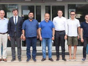 AK PARTİ VEKİLLER TİCARET ODASI'NDA