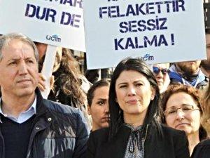 """Saadet Özkan: """"Türkiye zor zamanlarını devlet ve şeffaf STK'ların işbirliği ile atlatacak."""""""
