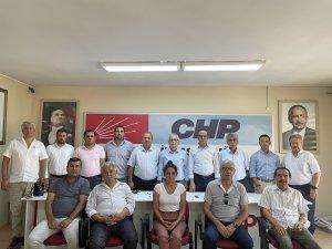 CHP İl ve 13 ilçe başkanından ortak açıklama