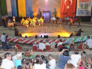 MARMARİS'TE MÜZİK DOLU GECE