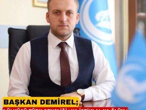 """"""" Ülkücü Türk Gençliği 'Ya İstiklal Ya Ölüm' ruhunu yaşamaya ve yaşatmaya devam edecektir. """""""