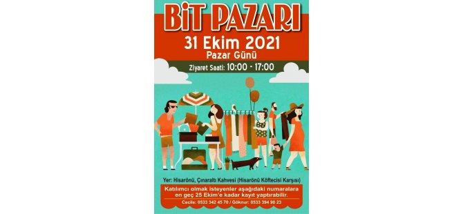 MARMARİS İLK 'BİT PAZARI'NA HAZIRLANIYOR!
