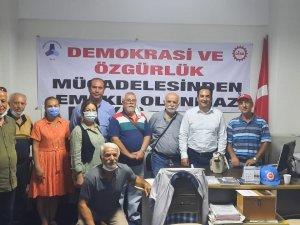 Memleket Partililer Sivil Toplum Kuruluşlarına Ziyaret