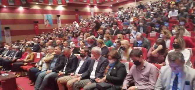 İYİ Parti Muğla İl Başkanı Davut Cumhur Akmeşe güven tazeledi
