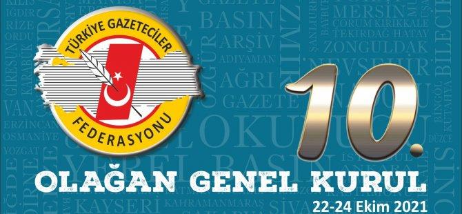 Anadolu basını Antalya'da buluşuyor