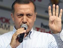 Erdoğandan Topbaşa eleştiri!