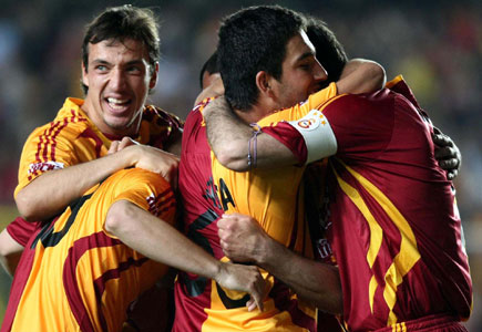 Galatasaray-Bellinzona