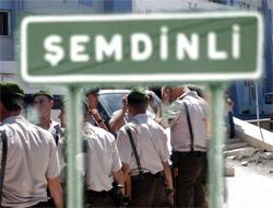 Şemdinlide Ergenekon tartışması