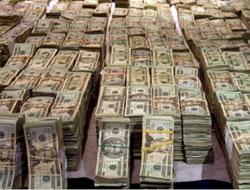 Evden 26 milyon dolar çıktı