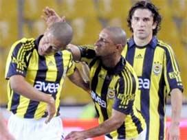Fenerbahçeden 3 gol üç puan
