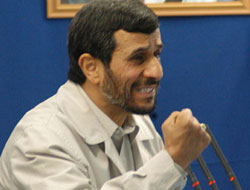 Ahmedinejad meydan okudu