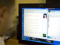 Nişanlılar için web cam caiz
