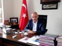 """Kaymakam Aksoy""""19 Eylül Gaziler Günü"""" Mesajı Yayımladı"""