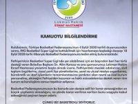 FethiyeBasketbol Takımından Açıklama!