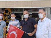 CHP'li Vekil Suat Özcan Esnafları Dinledi