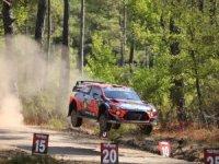 Deneme Sürüşü'nün en hızlısı Thierry Neuville!