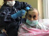 Pandemi Sürecinde 10 Bin Tıbbi Bakım Gerçekleşti